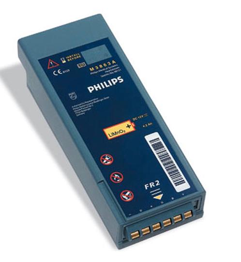 Batterie für AED FR2+