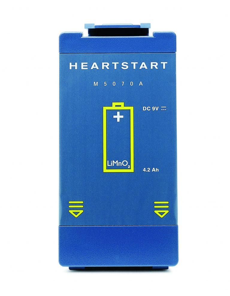 Batterie für AED  HS1 und FRx